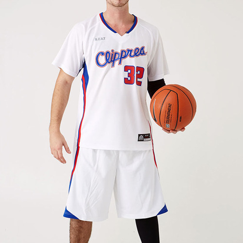 Short Sleeve Uniform [ CLIPPERS ]