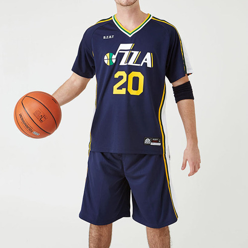Short Sleeve Uniform [ UTAH ]