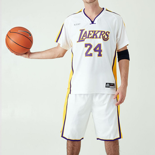 Short Sleeve Uniform [ LAKERS ]