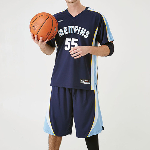 Short Sleeve Uniform [ MEMPHIS ]