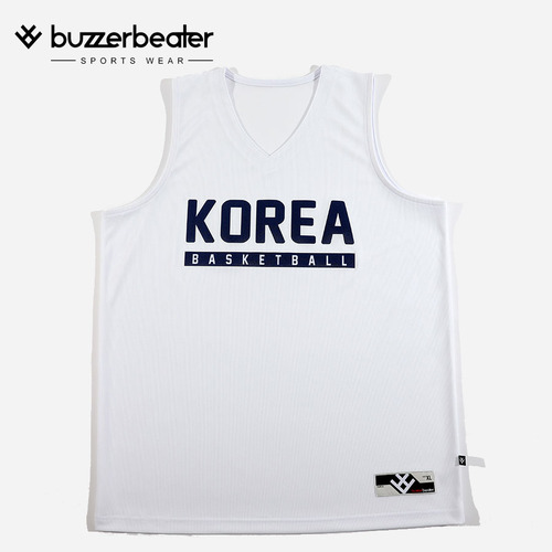 KOREA TEXT SLEEVELESS (W)