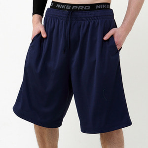 [SOLID]SHORT-NAVY