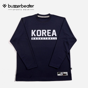 KOREA TEXT LONG TEE (N)