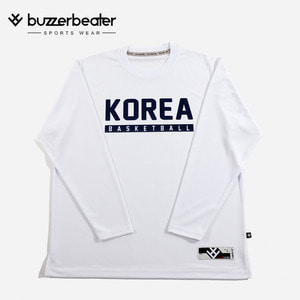KOREA TEXT LONG TEE (W)